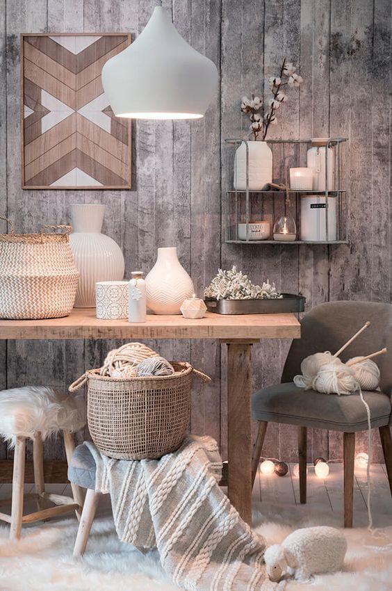 usos de la madera y bolsos tejifos