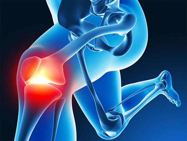 Dolor en articulación cuando hay deficiencia de calcio