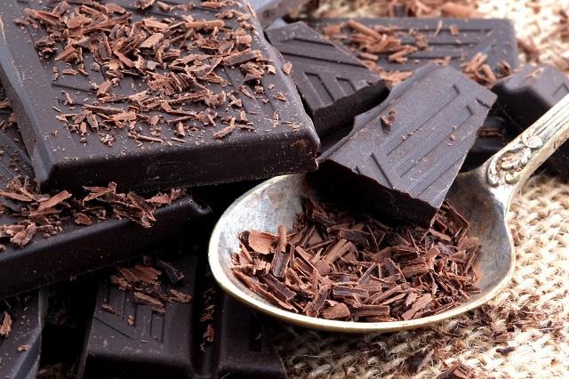 impulsar el metabolismo con chocolate negro
