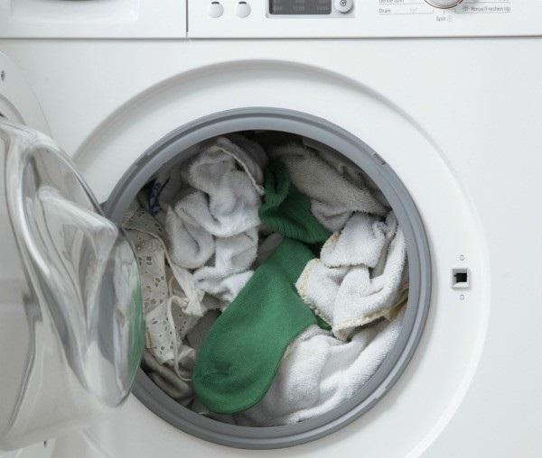 agua fría en lavadora para ahorro de energía eléctrica