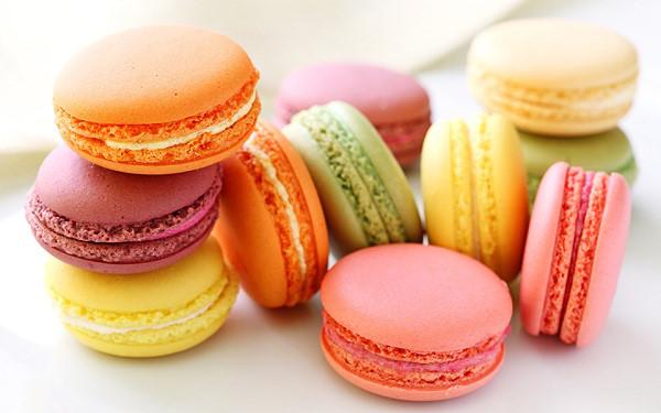 dulces con colorantes artificiales