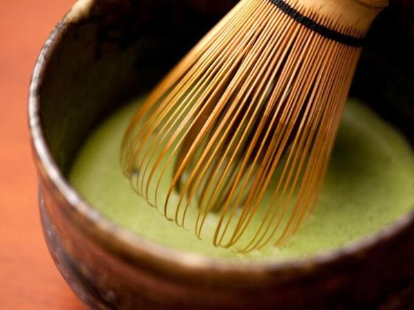 cómo hacer té verde matcha