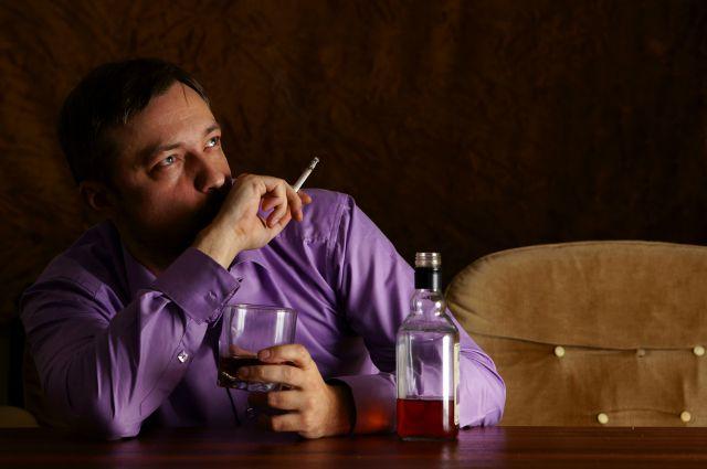 consumo del alcohol