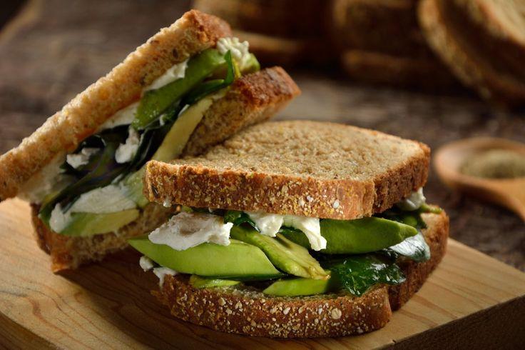 un sandwich delicioso para diabéticos