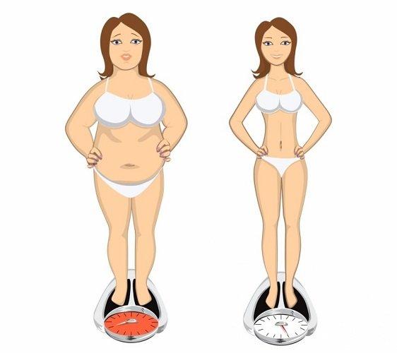 exceso de peso por hipotiroidismo