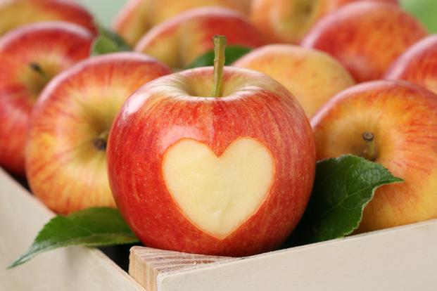 manzananas para mejorar la circulación