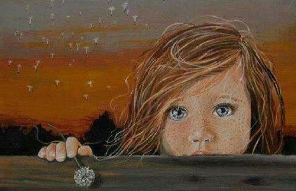 niño que se siente triste porque no le permiten ser creativo