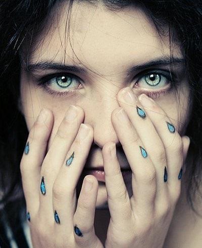 la depresión oculta