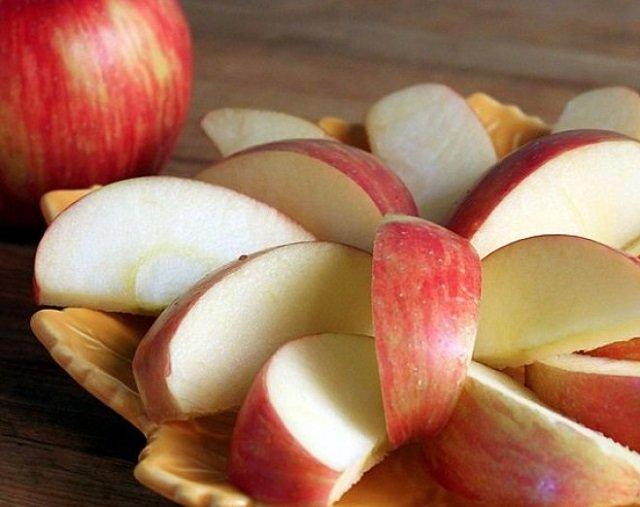 laxantes naturales manzanas