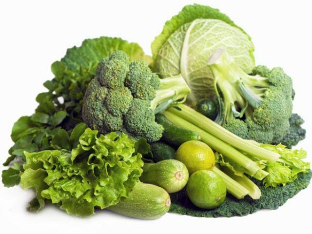 laxantes naturales vegetales verdes
