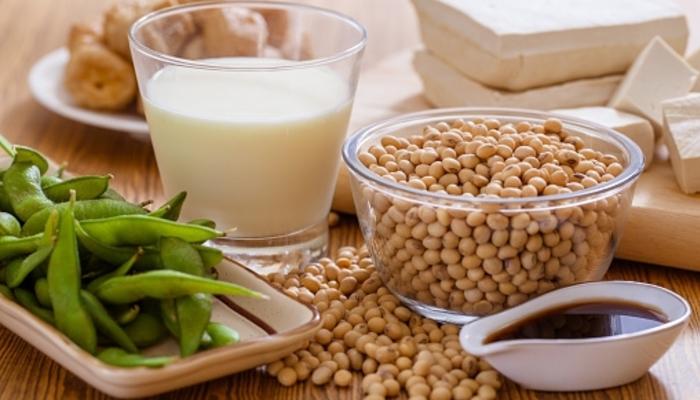 leche de soja altera la salud
