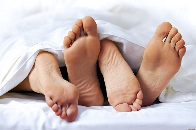 cómo evitar el sudor de pies