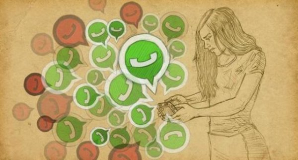 whatsapp y los conflictos emocionales que puede traer
