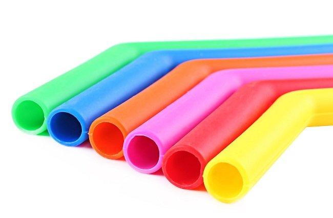 alternativas al plástico popotes de silicona