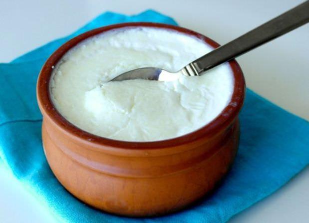 calmar los antojos con yogur griego