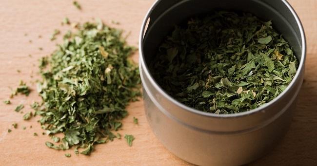 descongestionar los pulmones con hierba de orégano