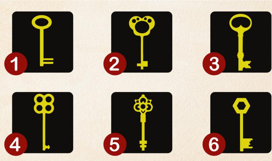 cómo realizar el test de las llaves