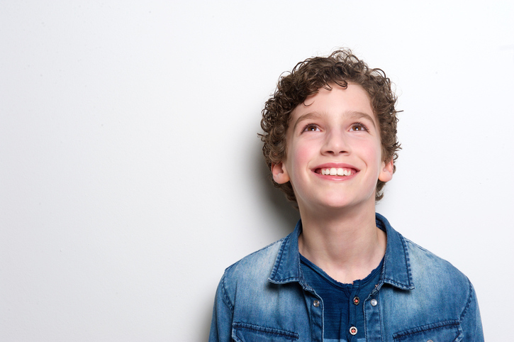 niño de 10 años