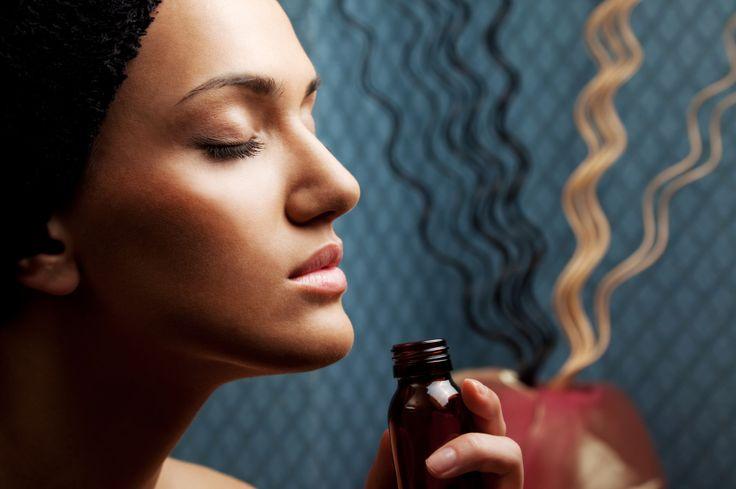 oler aceites esenciales si estás exhausto