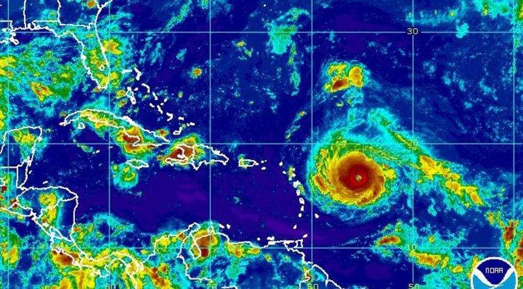 preparación para huracanes antes de la tormenta