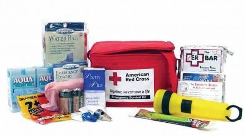 preparacion para huracanes kit de primeros auxilios