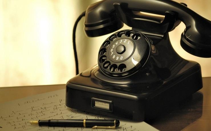 preparación para huracanes teléfono fijo