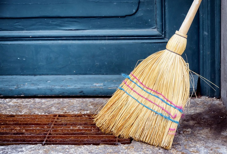 Formas f ciles de limpiar la casa de energ as negativas - Como limpiar la casa de energias negativas ...