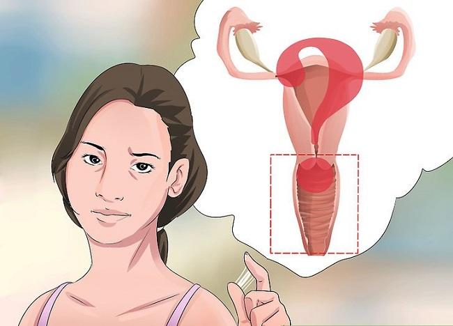 Piezas marrones en flujo vaginal