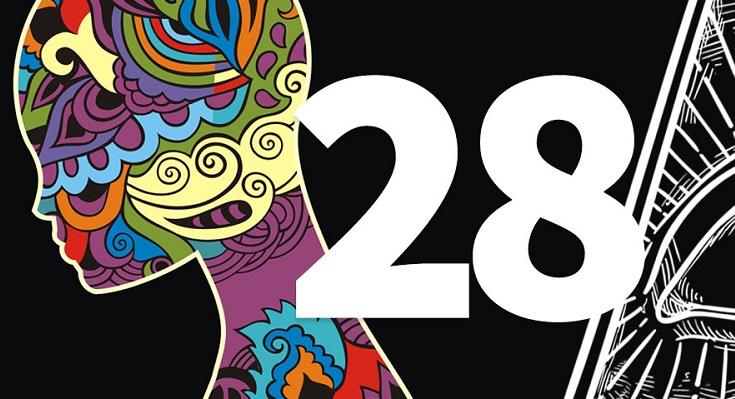 numerología día 28