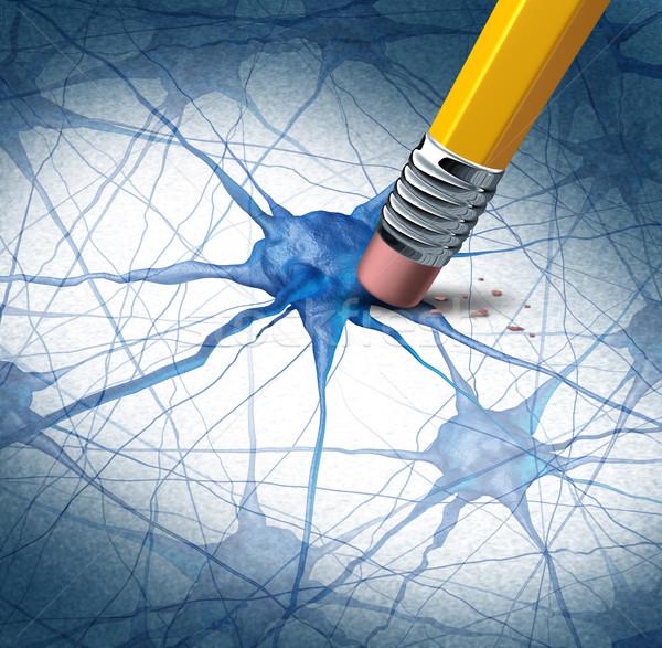 demencia borrando recuerdos
