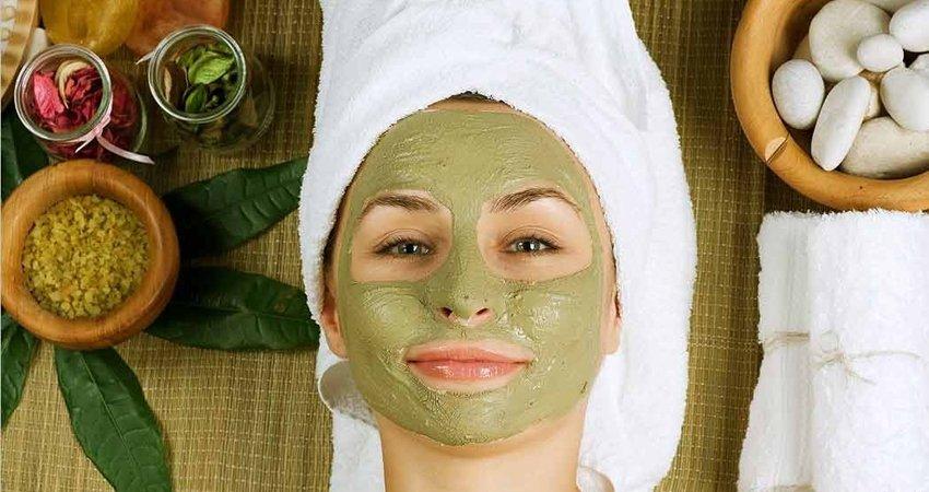 desintoxicar la piel con mascarilla de barro