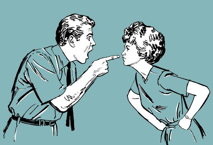relaciones conflictivas y problemas de salud