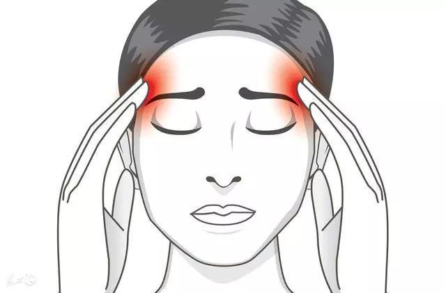 síntomas de la migaña