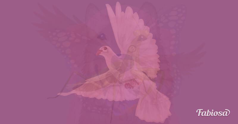 test de los animales paloma