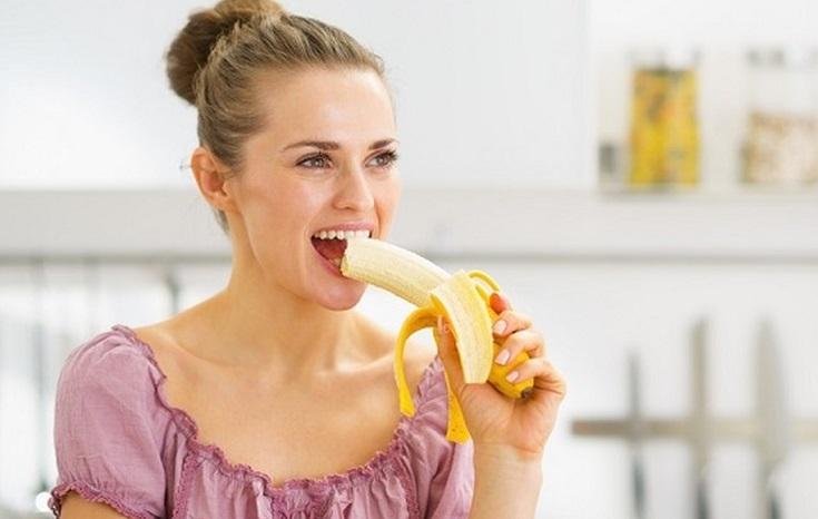 conciliar el sueño con plátano