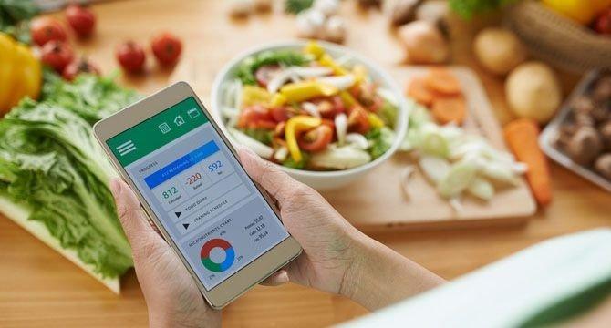 contar calorías para perder kilos