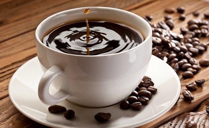 café para lucir más joven