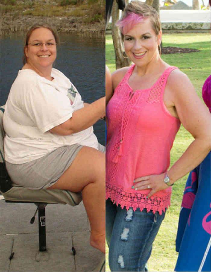 comer para perder peso Jennifer Finney