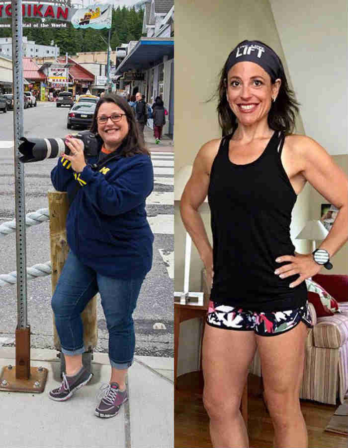 comer para perder peso Jodi Friedman