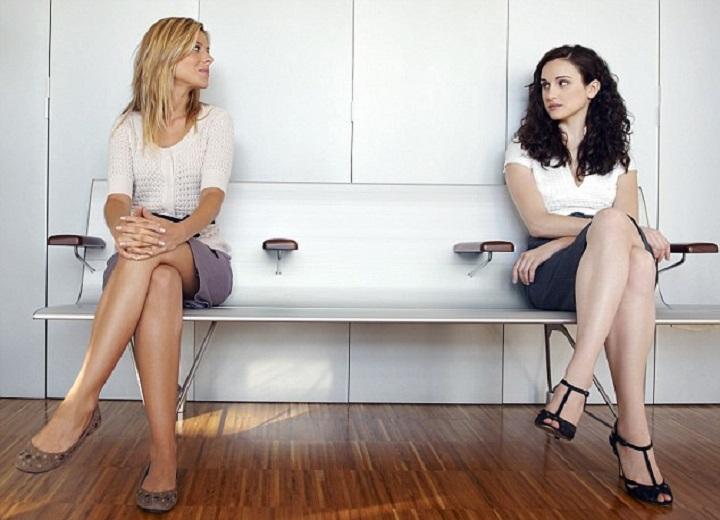 cosas extrañas en la ovulación mujeres competitivas