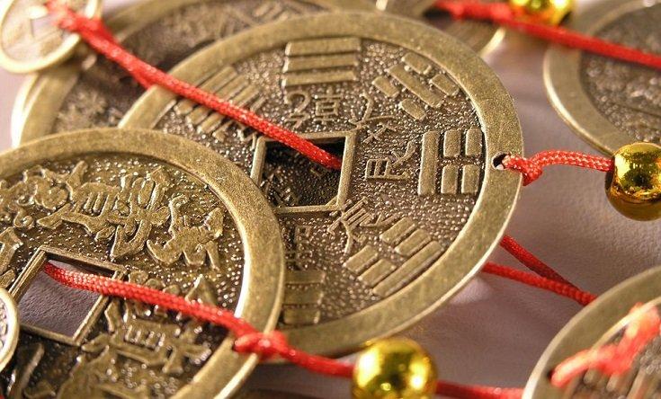 energía del dinero con curas del feng shui