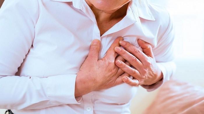 hombre con problemas al corazón