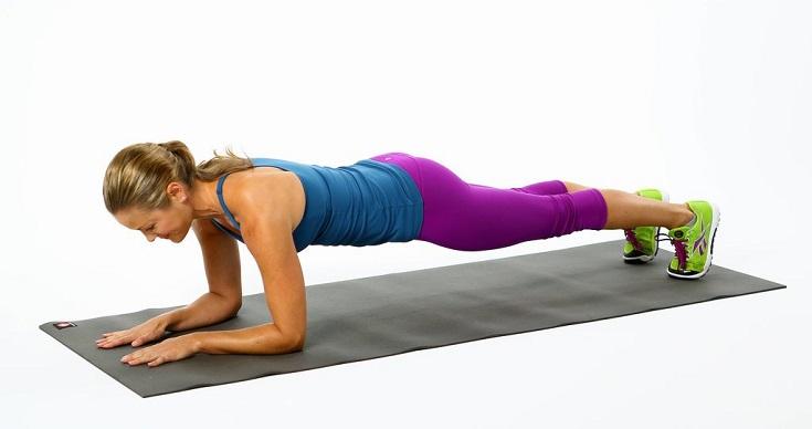 mejorar la movilidad con plank