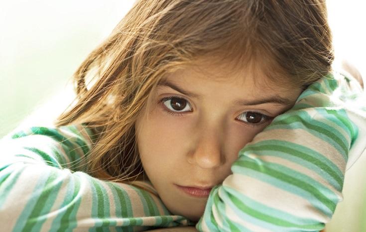 niños que están ansiosos
