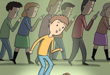 qué hacen las personas con suerte distinto a las demás