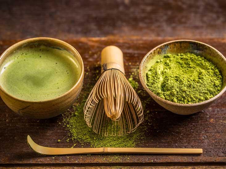 té verde para lucir más joven