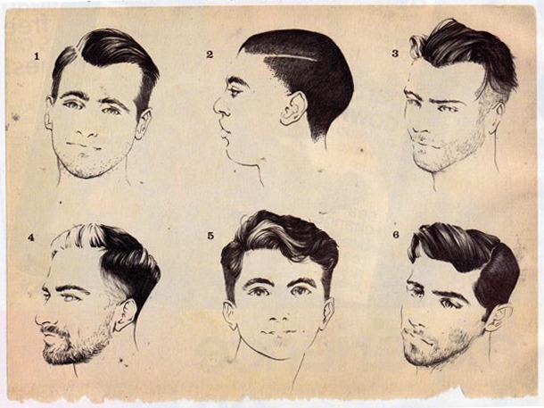estilos de peinados para hombres