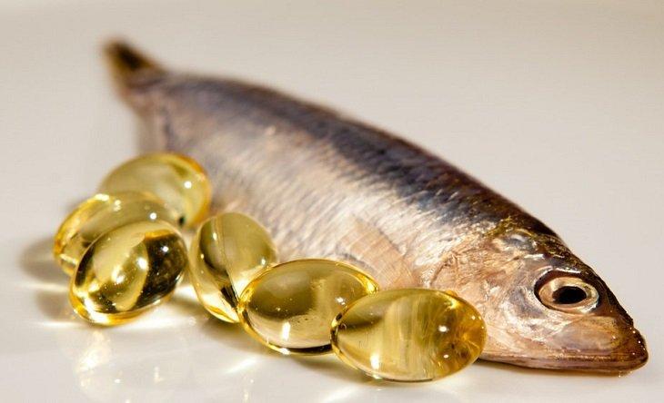 detener la menstruación con aceite de pescado