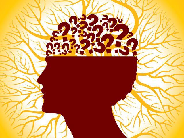 el cerebro de una persona que reprime sus emociones