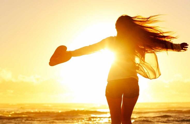 tomar el sol es sano
